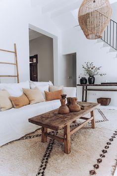 Home Living Room, Living Room Decor, Living Spaces, Interior Exterior, Interior Design, Style Deco, Piece A Vivre, Living Room Inspiration, Home Fashion