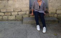 Couture Burda - Ma chemise oversize | Lagouagouache