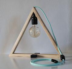 Philibert le plus beau des luminaires Lampe XXL articulée en bois