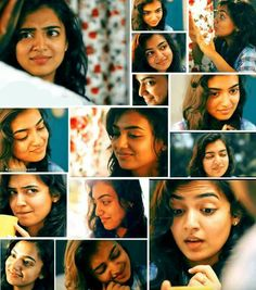 Expression queen Crazy Girl Quotes, Crazy Girls, Cute Movie Scenes, Simple Frock Design, All Heroine, Nazriya Nazim, Samantha Photos, Tamil Actress Photos, Beautiful Gorgeous