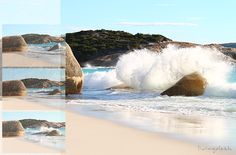 Southern Ocean swells Albany Western Australia livingcloth.com | Creating Love Of The Handmade