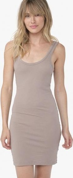 James Perse Long Skinny Tank as seen on Taylor Swift