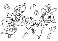 Free Printable Pokemon Coloring Pages Best Image To Print 19 Pokemon Coloring Pages