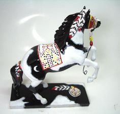 Moon Light Warrior  Trail of Painted Ponies