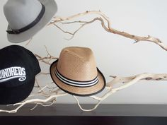 hat storage using branches