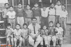 Alumnos de escuela el Bosqueto de San Juan de los Lagos