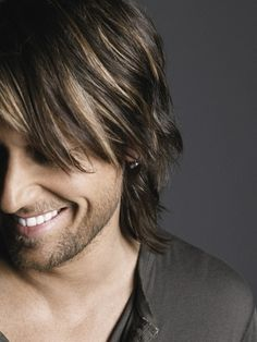 Keith Urban ... love his smile!