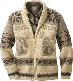i mean really, who doesn't want a cowichan sweater