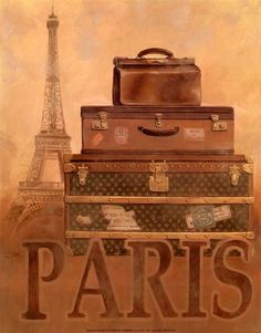 audreylovesparis:  One week from today, I will be touching down in the City of Light!