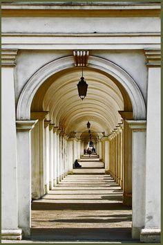 Vicenza - colonnade of Mount Berico - Alberto Laurenzi