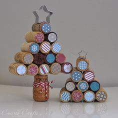 """Court's Crafts: Xyron - Old to New Series! Xyron 1.5"""" Sticker Maker, Xyron 5"""" Creative Station with Permanent Adhesive, Carta Bella Winter Fun 6x6 pad, Twinery twine, wine/champagne corks and cookie cutters!"""