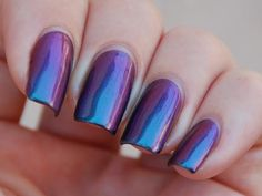 **Please Read** This polish will only be available through the 26th of July. **This Polish will hold your entire order, it will ship  August 6th** Milky Way is like wearing a galaxy on your digits! It's one of the most gorgeous polishes I've created to date. Colors shifting from Cyan to Blue to Purple to Copper/Gold. I can't even put into words how amazing this one is. The Milky Way Galaxy is one of the favorites and most widely known, mostly because we call this one Home Sw...