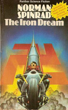 Odd meta sci-fi with Hitler...