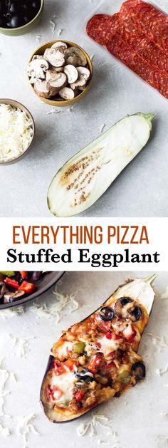 Everything Pizza Stu