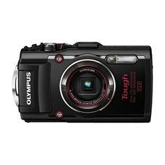 Olympus Stylus Tough TG-4 Compact Camera   Digital Camera Warehouse