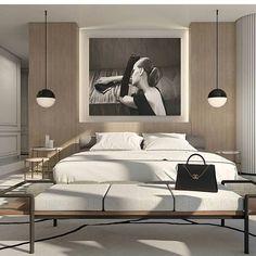 "586 Likes, 29 Comments - Ashley Stark Kenner (@ashleytstark) on Instagram: ""Anyone Ready for bed? Via @ando_studio • • • • #art #interior #interiordesign #architecture…"""