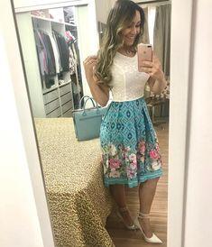 """472 Likes, 4 Comments - Evangélicas e Bem Vestidas (@evangelicas_e_bemvestidas) on Instagram: """"Olhem esse look bafonico meninas é pra arrasar. . . . . . #modaevangelica #evangelicachique…"""""""