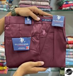 😍😍😍😍😍😍😍😍 *U.S.POLO* *(Trousers)* *SURPLUS QUALITY* *QUALITY 7A* Sizes : *28 30 32 34* *💯 COTTON FABRIC* *Genuine Sizes and Quality* *SINGLE PCS 800/fs-(FIX)* 😍😍😍😍😍😍😍😍