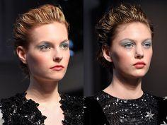 Makeup Trends, เมคอัพ, เทรนด์, รันเวย์, Haute Couture Fall 2015, เมคอัพลุค, แต่งหน้า, ยังไง, สวย, นางแบบ, แฟชั่นโชว์, Chanel, Christian Dior, Elie Saab, Giorgio Armani, Atelier Versace, Zuhair Murad, Valentino, Giambattista Valli, Schiaparelli, Dolce & Gabbana, ปาร์ตี้ลุค, everyday look, เทคนิค