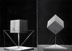Santiago Calatrava Model Studies