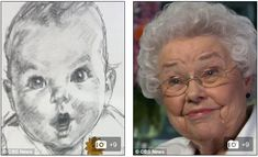 """Gerber Baby Turns 87: """"I Can't Think of Anything Nicer Than to be a Symbol for Babies"""" http://www.lifenews.com/2014/05/26/gerber-baby-turns-87-i-cany-think-of-anything-nicer-than-to-be-a-symbol-for-babies/"""