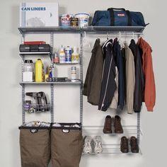 "Triton Products 66""Lx63""H Garment Storage System"