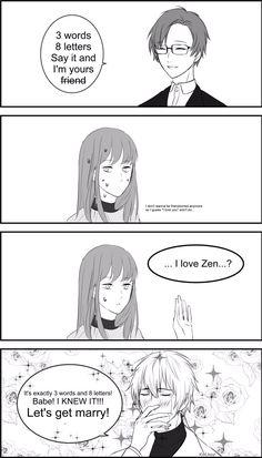 MCxJaehee and wait... Zen?!?!
