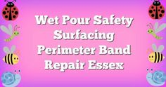 Just Pinned to Wetpour Rubber Play Surfaces: Wet Pour Safety...