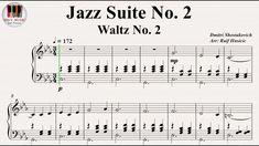 The Second Waltz, Op. 99 (Jazz Suite No. 2), Dmitri Shostakovich (Дми́тр...