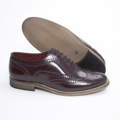 Lovely brogue shoe for the Ladies!