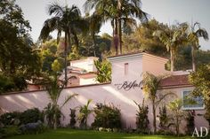 THE HOTEL BEL-AIR'S SECOND ACT After an extensive two-year renovation, the famed Los Angeles retreat debuts a glamorous new look, courtesy of designers Alexandra Champalimaud and David Rockwell
