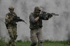 Sunday, August 3rd 2014 Gameplay action at Ballahack Airsoft!