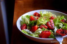 Salate vegetariene simple si sanatoase: 7 salate pe care le vei iubi – Sfaturi de nutritie si retete culinare sanatoase Caprese Salad, Tofu, Zucchini, Simple, Summer Squash, Squashes