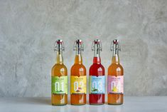 Check out a list of great Kombucha packaging designs, and as a bonus let's find out what Kombucha actually is. Ateriet - Food Culture and Packaging. Beer Packaging, Brand Packaging, Packaging Design, Kombucha, Label Design, Hot Sauce Bottles, Creative, Behance, Adobe Indesign