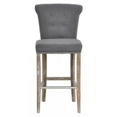 Rafa Barstool | Overstock.com Shopping - Great Deals on Kosas Collections Bar Stools