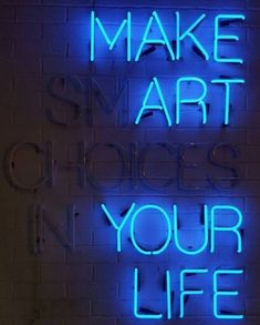 Design Quotes Typography Neon Signs New Ideas Neon Quotes, Art Quotes, Life Quotes, Inspirational Quotes, Blue Aesthetic Dark, Neon Aesthetic, Neon Words, Neon Wallpaper, Its A Mans World
