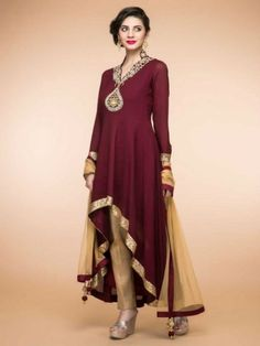 cda2be0276a Latest Kurti Designs - Apps on Google Play. Anarkali DressPakistani DressesAnarkali  ChuridarChuridar SuitsAnarkali SuitsIndian ...