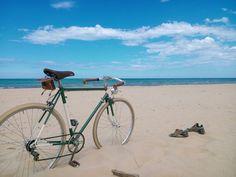 Mare e bicicletta
