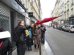 Paris walking tour i