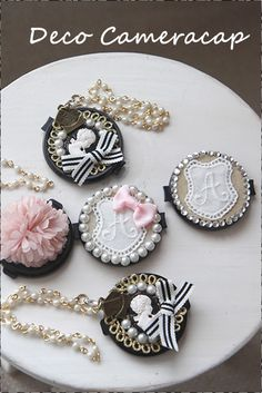 Deco, Earrings, Image, Jewelry, Style, Fashion, Ear Rings, Swag, Moda