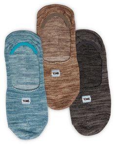 3 Pack Men's Alpargata Socks