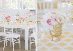 Modern Palms Springs Wedding | photo by Joielala | design by Jesi Haack| 100 Layer Cake