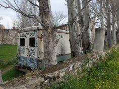 Torrelaguna. Lugar de descanso de una fatigada furgoneta