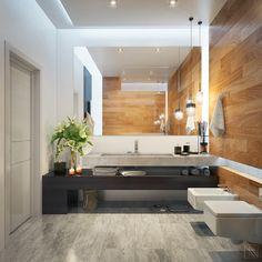 Backyard Studio with Bathroom . Backyard Studio with Bathroom . 17 Best Bathroom Vanities Design Ideas for Keep Your Add A Bathroom, Bathroom Tile Designs, Bathrooms Remodel, Bathroom Mirror, Bathtub Decor, Trending Bathroom Colors, Bathroom Vanity Designs, Man Cave Bathroom, Bathroom Design