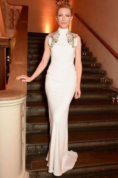 Cate Blanchett in Alexander McQueen - Best dressed celebrities this week: 19 October | Harper's Bazaar