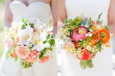 Colorful Bouquet with Daisy - 33 Artfully Arranged Most Beautiful Bouquet of Flowers in the World - EverAfterGuide