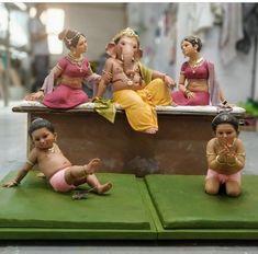 Jai Ganesh, Ganesh Idol, Ganesh Lord, Shree Ganesh, Ganesha Art, Ganesh Images, Ganesha Pictures, Shri Hanuman, Durga
