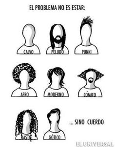 Making fun of Chavez new hairstyle