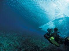 Jack McCoy on A Deeper Shade of Blue - Surf Film