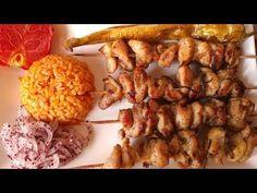 Tavuk Şiş - Et Yemekleri Tarifleri - SevgiilePY